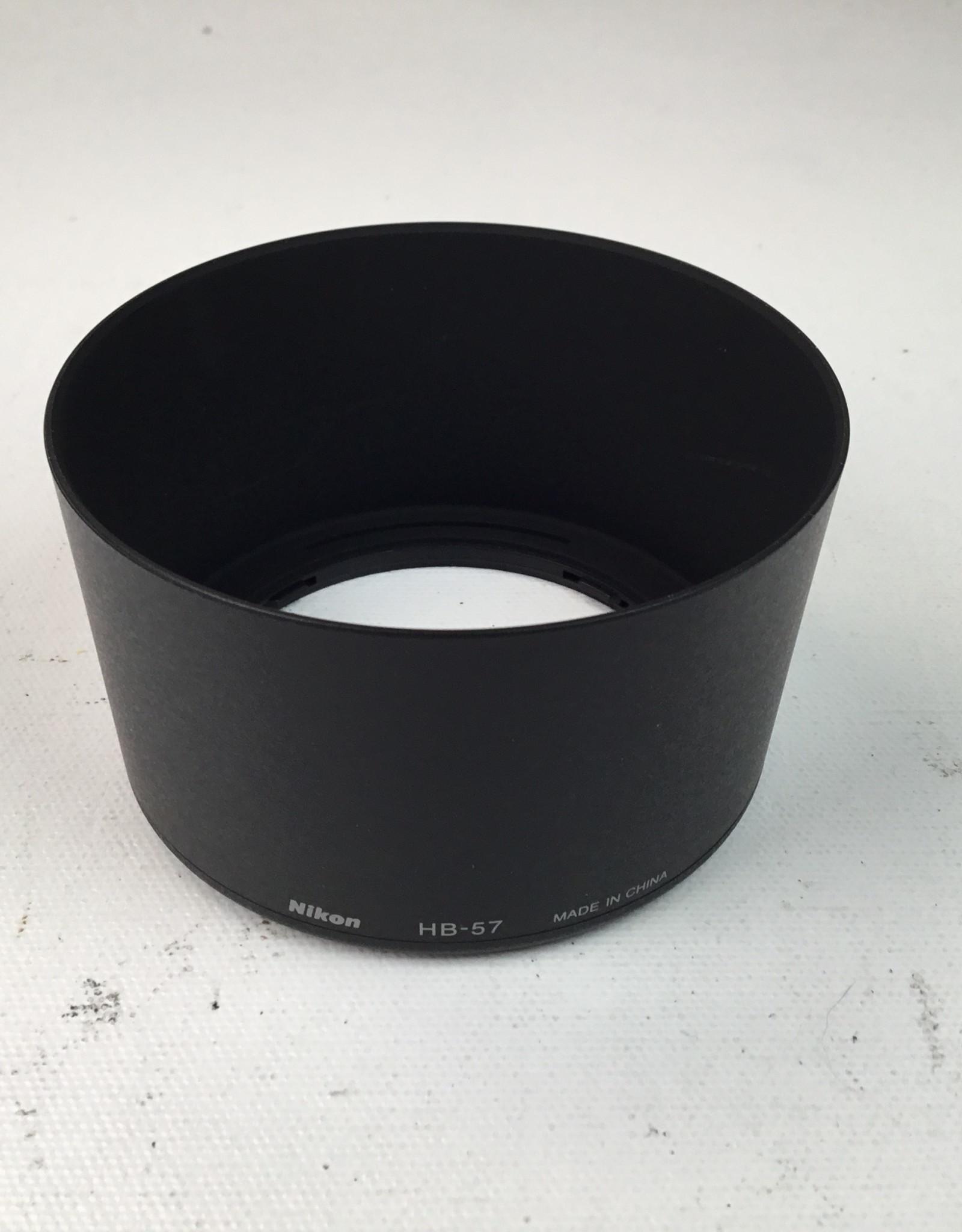 NIKON Nikon HB-57 Lens Hood for 55-300mm VR Used EX+