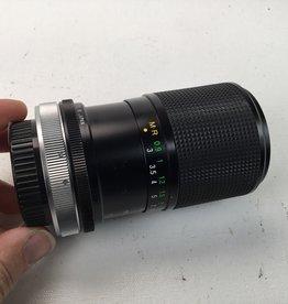 Vivitar Vivitar 70-150mm f3.8 Macro Focusin Lens for Canon FD Used EX