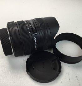 SIGMA Sigma DG 8-16mm f4.5-5.6 HSM Lens for Nikon Used EX+