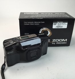 Ricoh Ricoh One Take Zoom 35mm Film Camera in Box Used EX