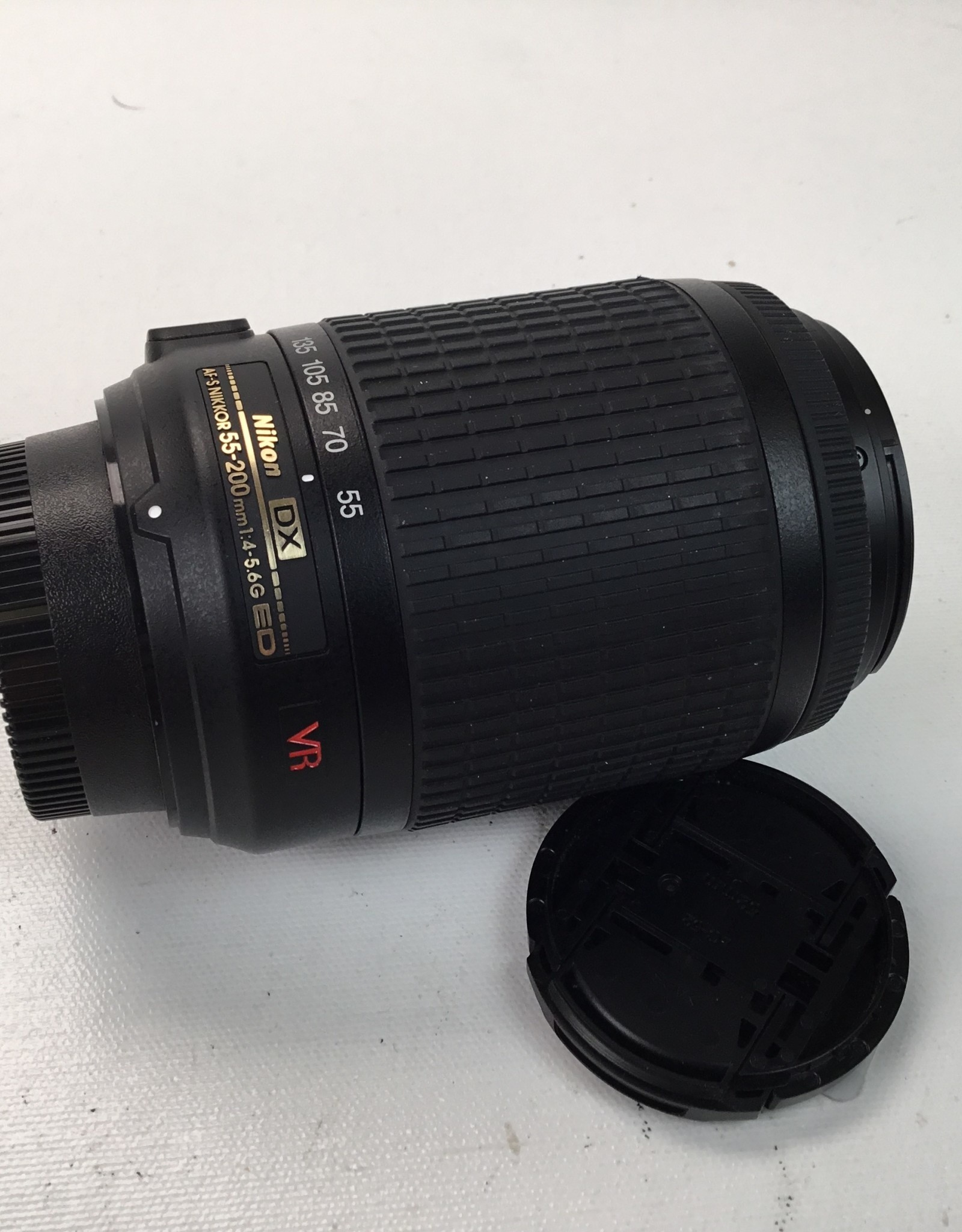 NIKON Nikon AF-S 55-200mm f4-5.6G ED VR Lens Used EX