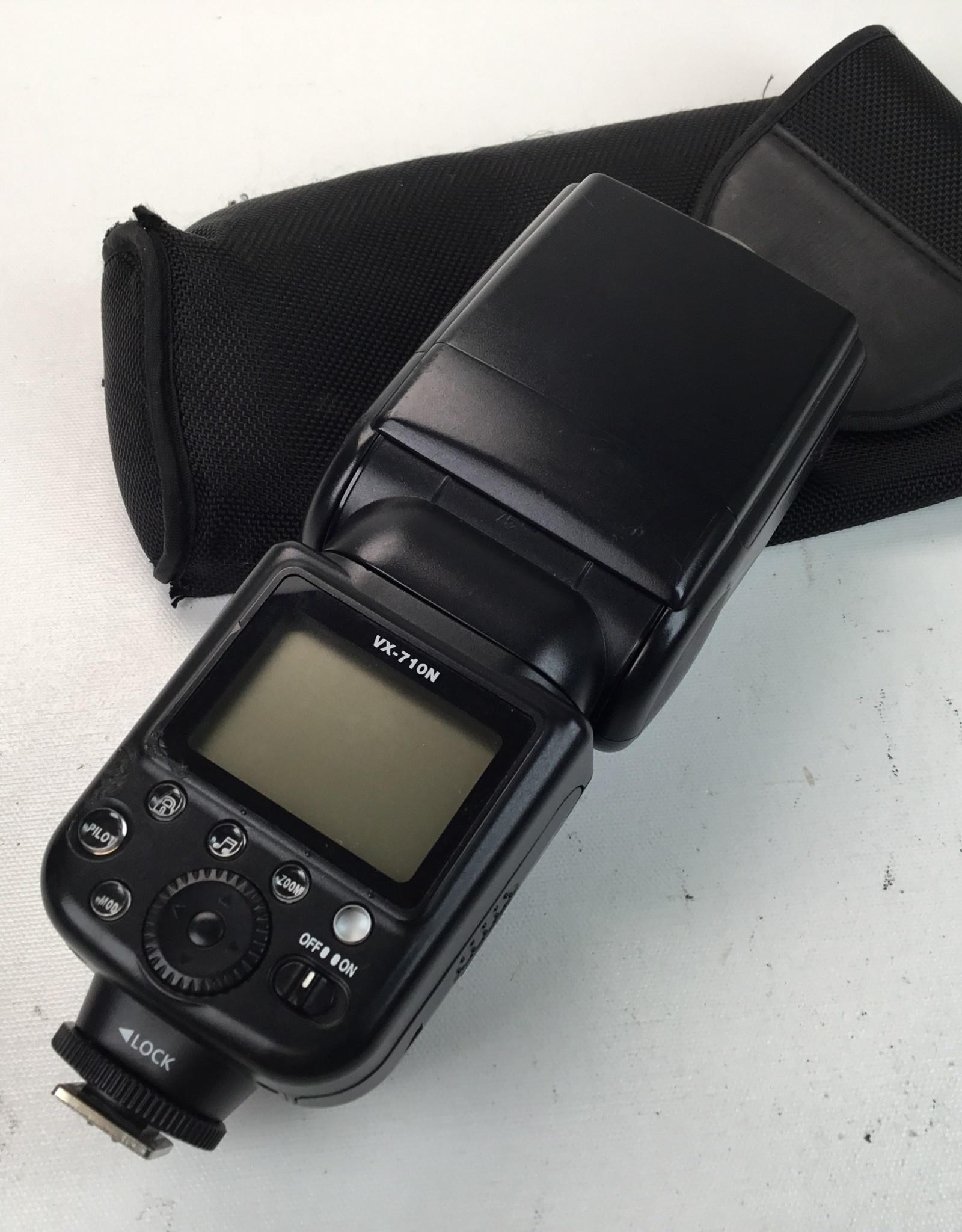 Bolt VX-710N Flash for Nikon Used EX