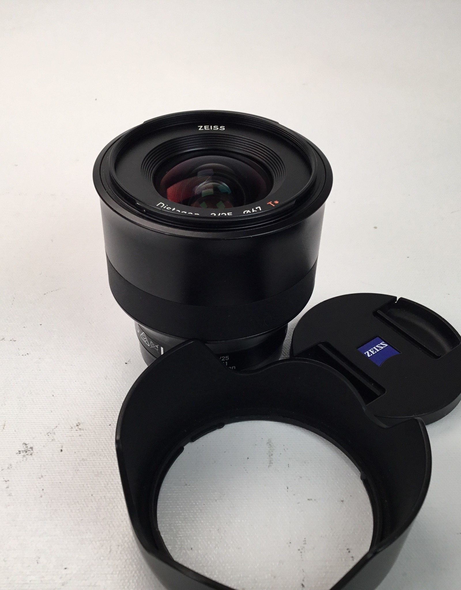 ZEISS Zeiss Batis 25mm f2 Lens for Sony FE Used EX-