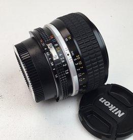NIKON Nikon Nikkor 50mm f1.2 AIS Lens Used EX+
