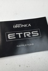 Bronica Bronica Manual for ETRS Camera Used EX