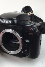 NIKON Nikon N50 Camera Body Used BGN