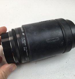 TAMRON Tamron 70-300mm f4-5.6 Lens for Nikon Used BGN