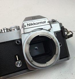 NIKON Nikon Nikkormat EL Camera Body Used EX-