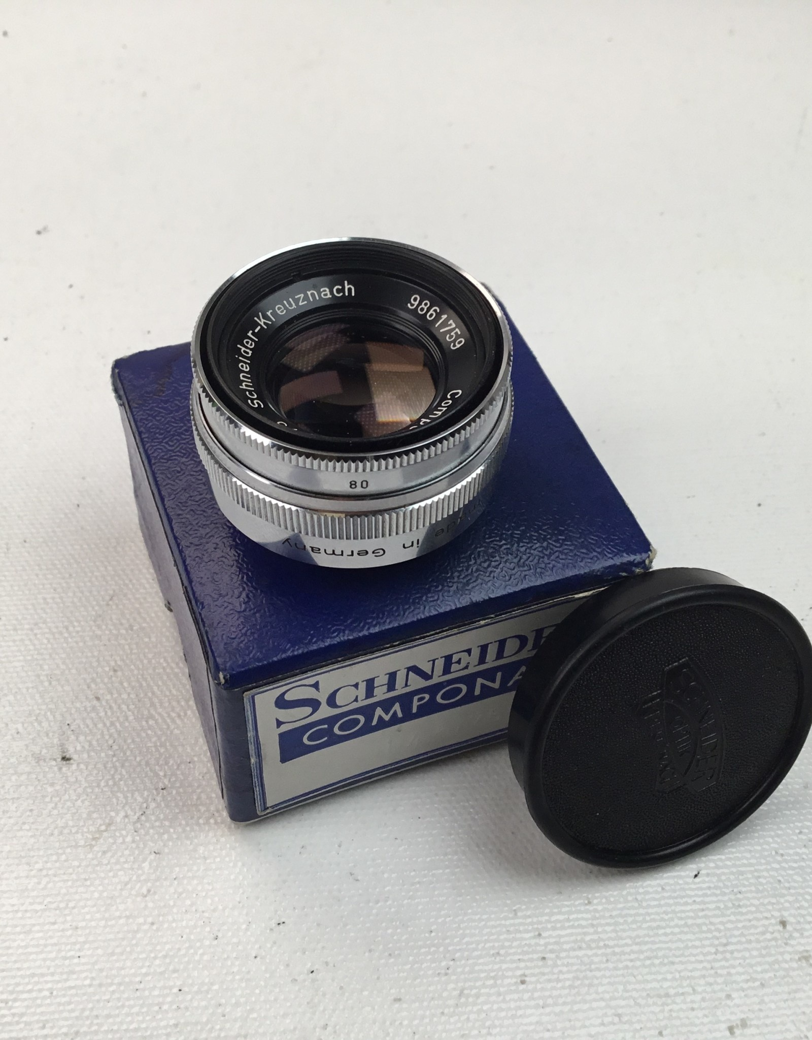 Componar 75mm f4.5 Enlarging Lens Used EX