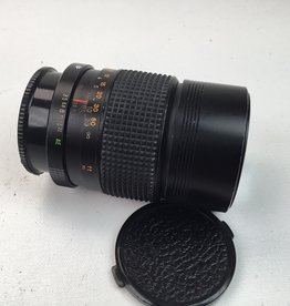 Konica Hevanon AR 135mm f3.5 Lens Used EX