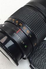 Konica Hevanon AR 135mm f3.5 Lens Used EX