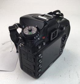 NIKON Nikon D7100 Camera Body Shutter Count 33040 Used EX