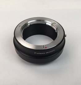 Fotasy Lens Adapter Minolta MD to Canon EOS R Used EX+