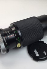 Vivitar Vivitar 75-205mm f3.8 Lens for Canon FD Mount Used EX
