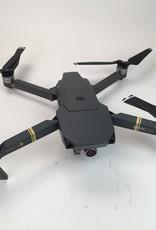 DJI DJI Mavic Pro Drone w/ Case and 3 Batteries Used EX