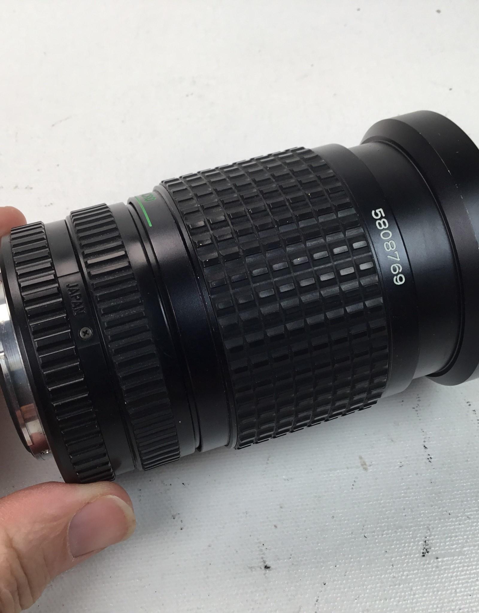 Pentax Pentax A SMC 35-105mm f3.5 Zoom Lens Used EX-
