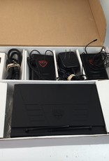 Nady UHF-24 Wireless 2 Channel Mic set Used EX+