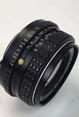 Pentax Pentax M 50mm f1.7 Lens Used EX