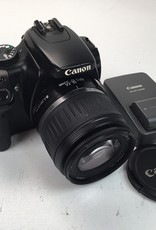 CANON Canon Rebel XTI w/18-55mm, charger Camera Used BGN