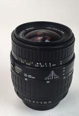 SIGMA Sigma AF 28-80mm f3.5-5.6 II Lens for Pentax Used EX