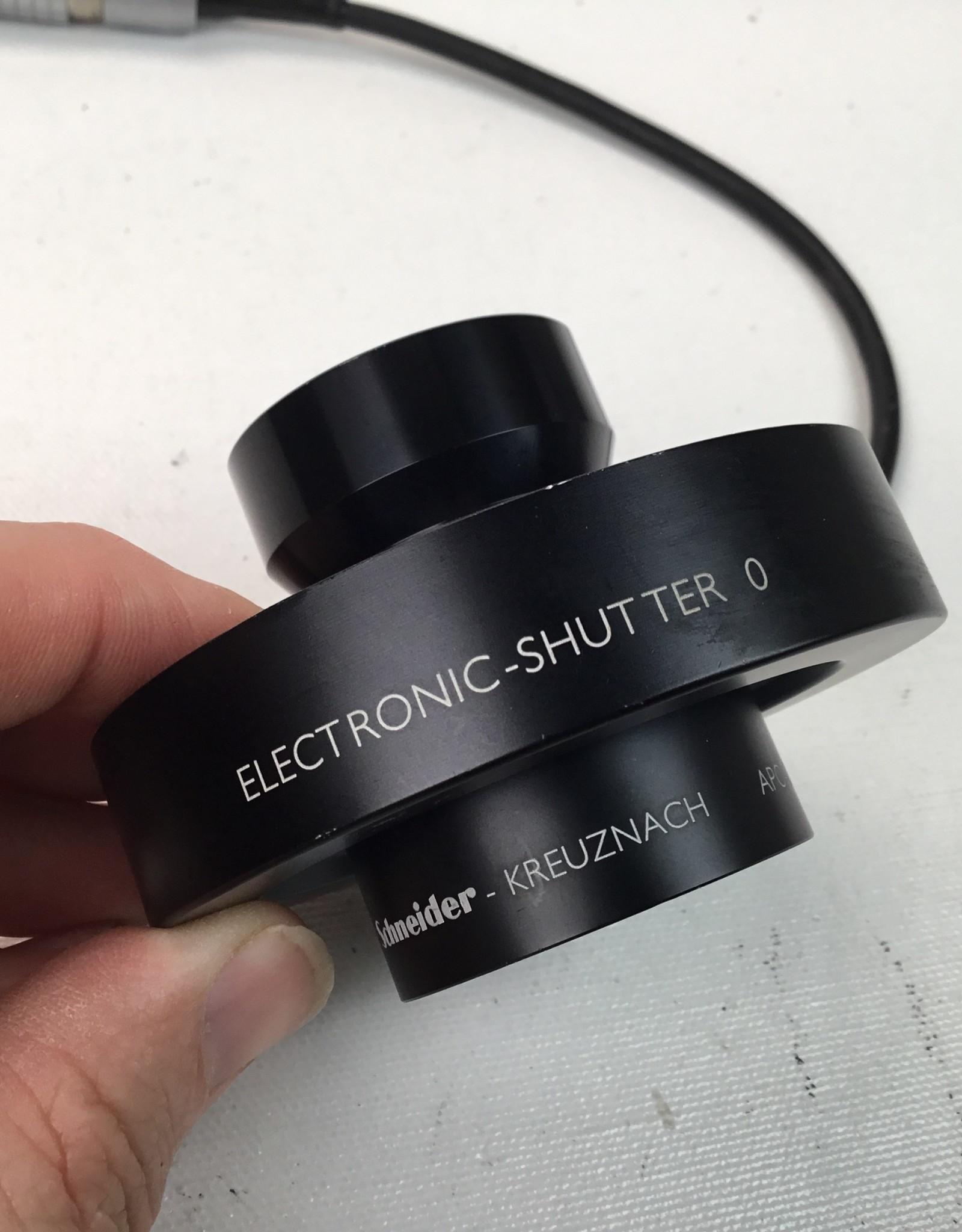 Schneider APO-DIGITAR 120mm f5.6 M-26 MC in Electronic Shutter Used EX