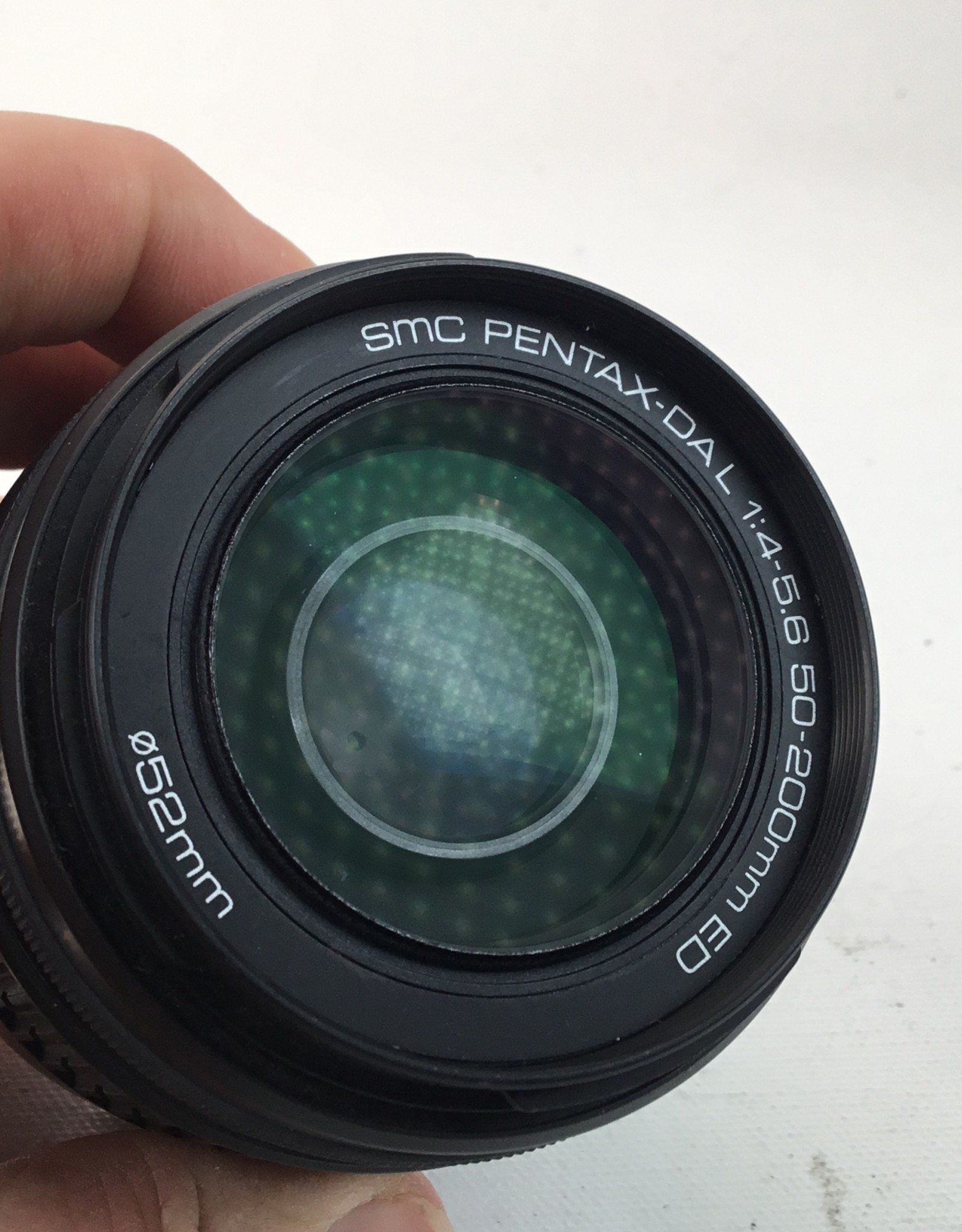 Pentax Pentax DAL SMC 50-200mm f4-5.6 ED Lens Used EX