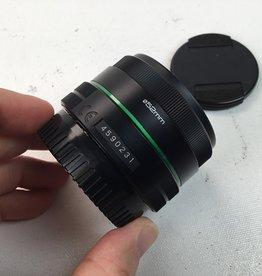Pentax Pentax DA SMC 50mm f1.8 Lens Used EX