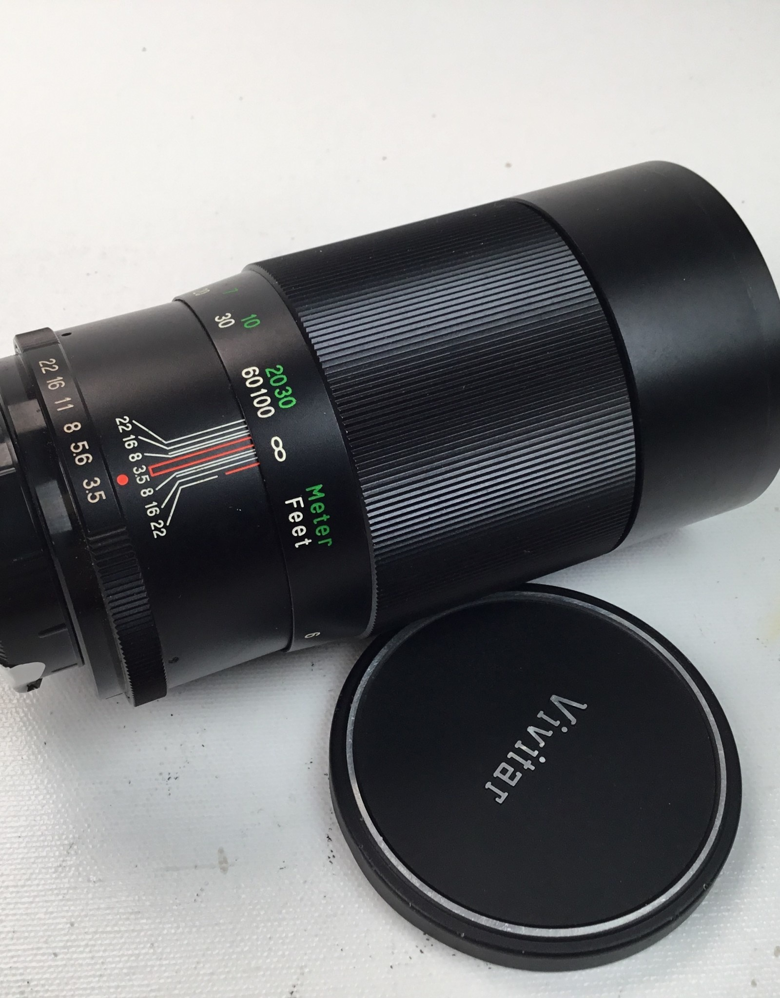 Vivitar 200mm f3.5 Screw Mount Lens Used EX-