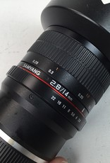 Samyang 14mm f2.8 ED AS IF Lens for Sony Used EX+