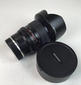 Samyang 14mm f2.8 ED AS IF Lens for Sony Used EX+