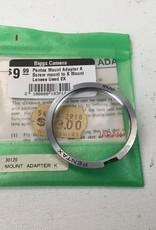 Pentax Pentax Mount Adapter K Screw mount to K Mount Lenses Used EX