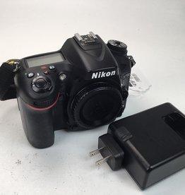 NIKON Nikon D7100 Camera Body Shutter Count 26061 Used EX