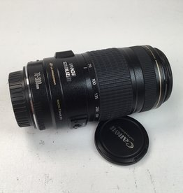 CANON Canon EF 70-300mm f4-5.6 IS USM Lens Used EX