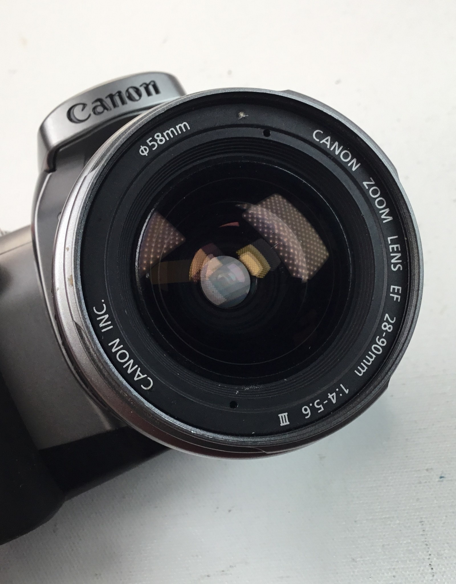 CANON Canon Rebel T2 35mm Film Camera with 28-90mm Used EX