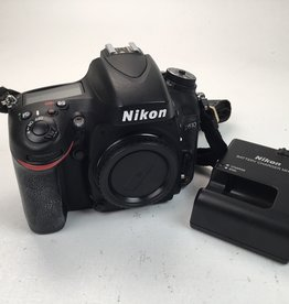 NIKON Nikon D610 Camera Body Shutter Count 42435 Used EX-