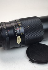 Accura Diamatic 200mm f:3.5 Lens MD Mount Used Ex