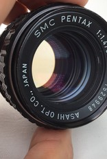 Pentax SMC Pentax 50mm f:1.4 Lens Used Ex+