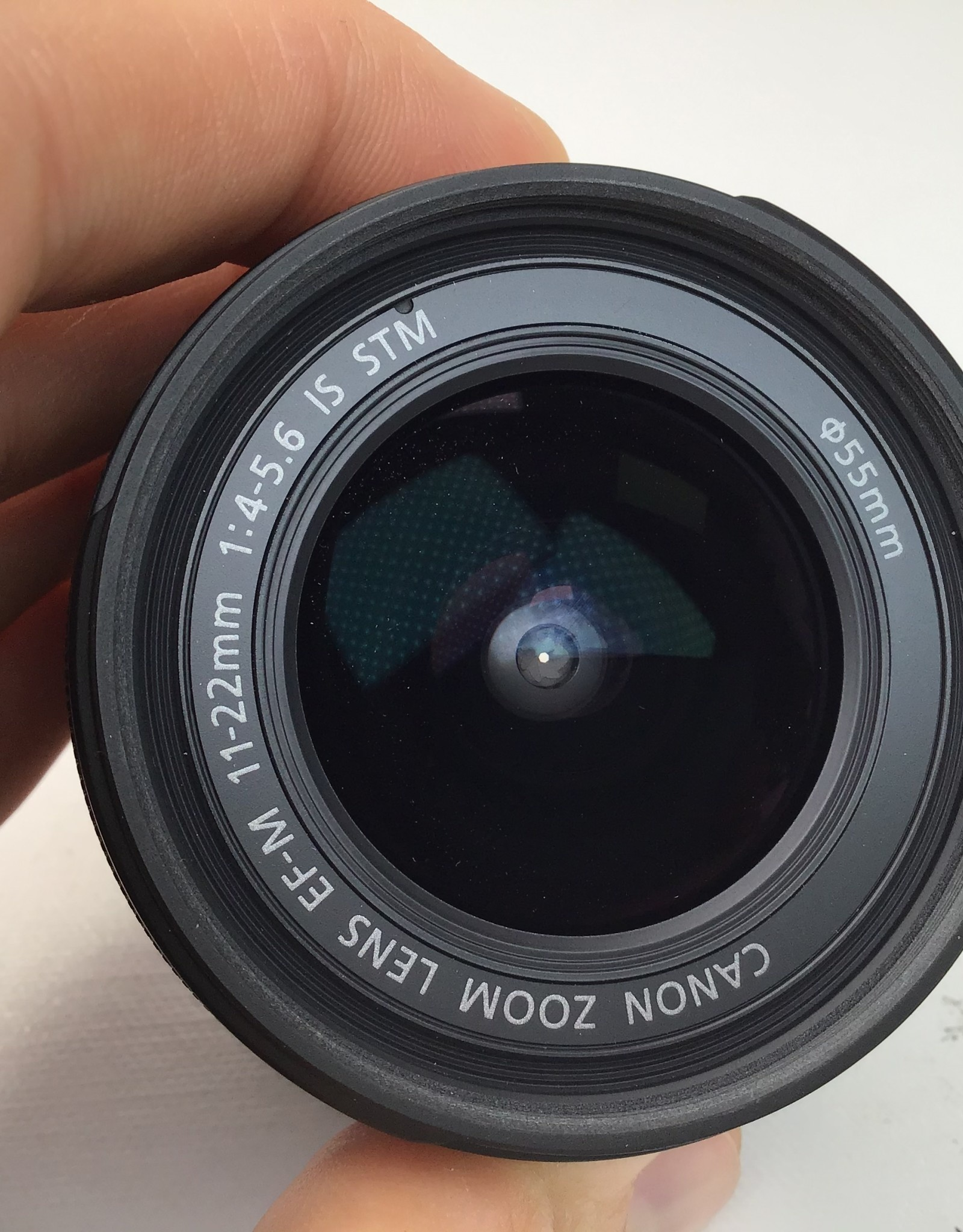 CANON Canon EF-M 11-22mm f:4-5.6 IS STM Lens Used Ex+