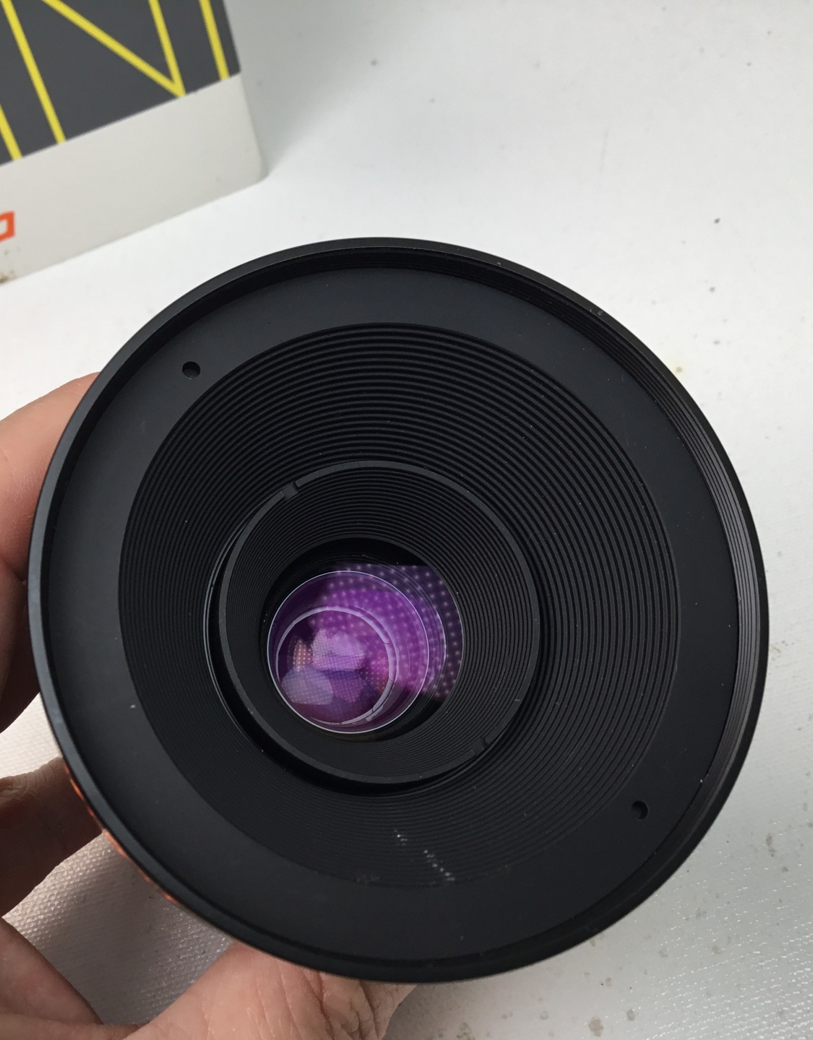 Veydra Mini Prime 35mm T2.2 Lens for Sony E in Box Used EX