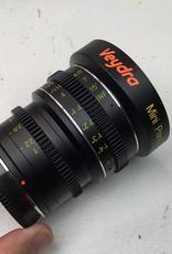 Veydra Mini Prime 25mm T2.2 Lens in Box for Sony E Used EX