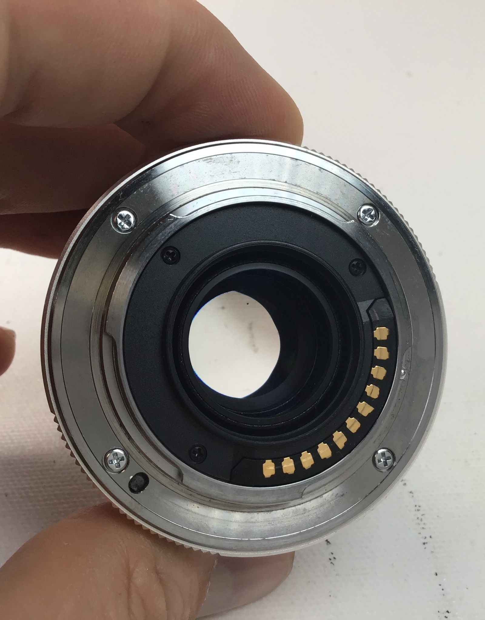 OLYMPUS Olympus M.Zuiko Digital 12mm f:2.0 lens Used Good