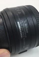 NIKON Nikon AF-S Nikkor 35mm f1.8 G Lens No Hood Used Good