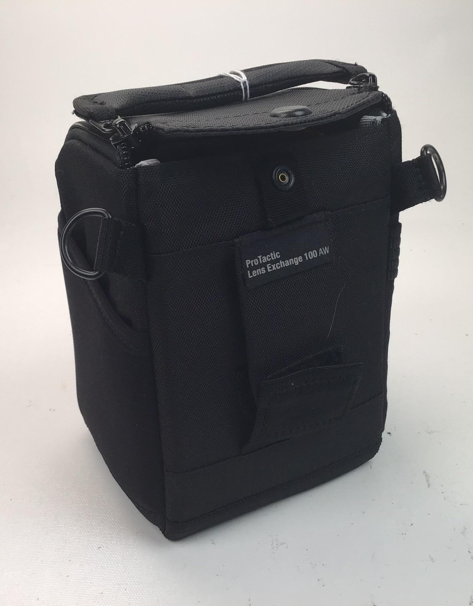 LOWEPRO Lowepro Lens Exchange 100 AW Case Used EX