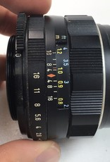 Pentax Pentax Super Takumar 50mm f1.4 Screw Mount Lens Used BGN