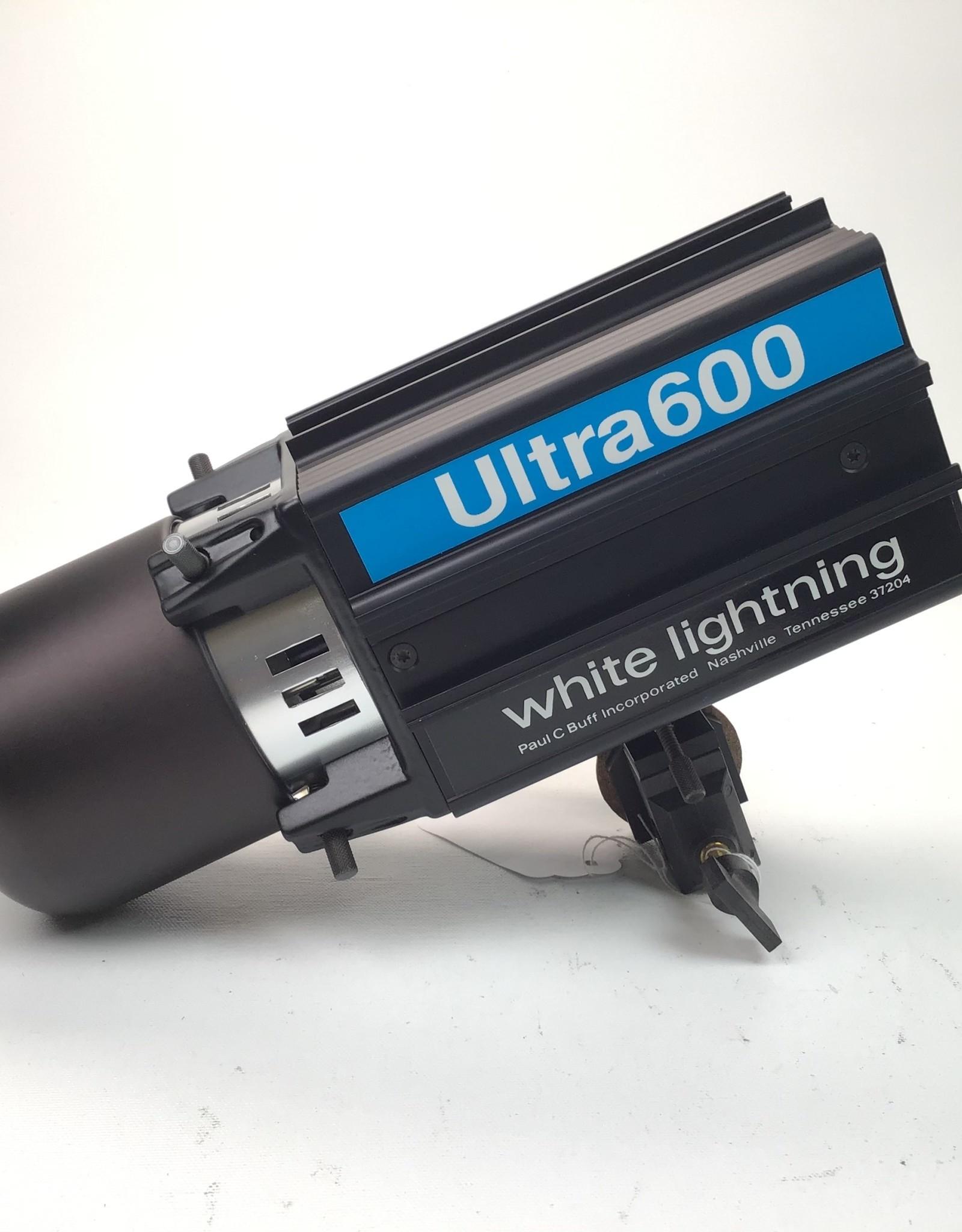 Paul C. Buff White Lightning Ultra 600 Monolight Used Good