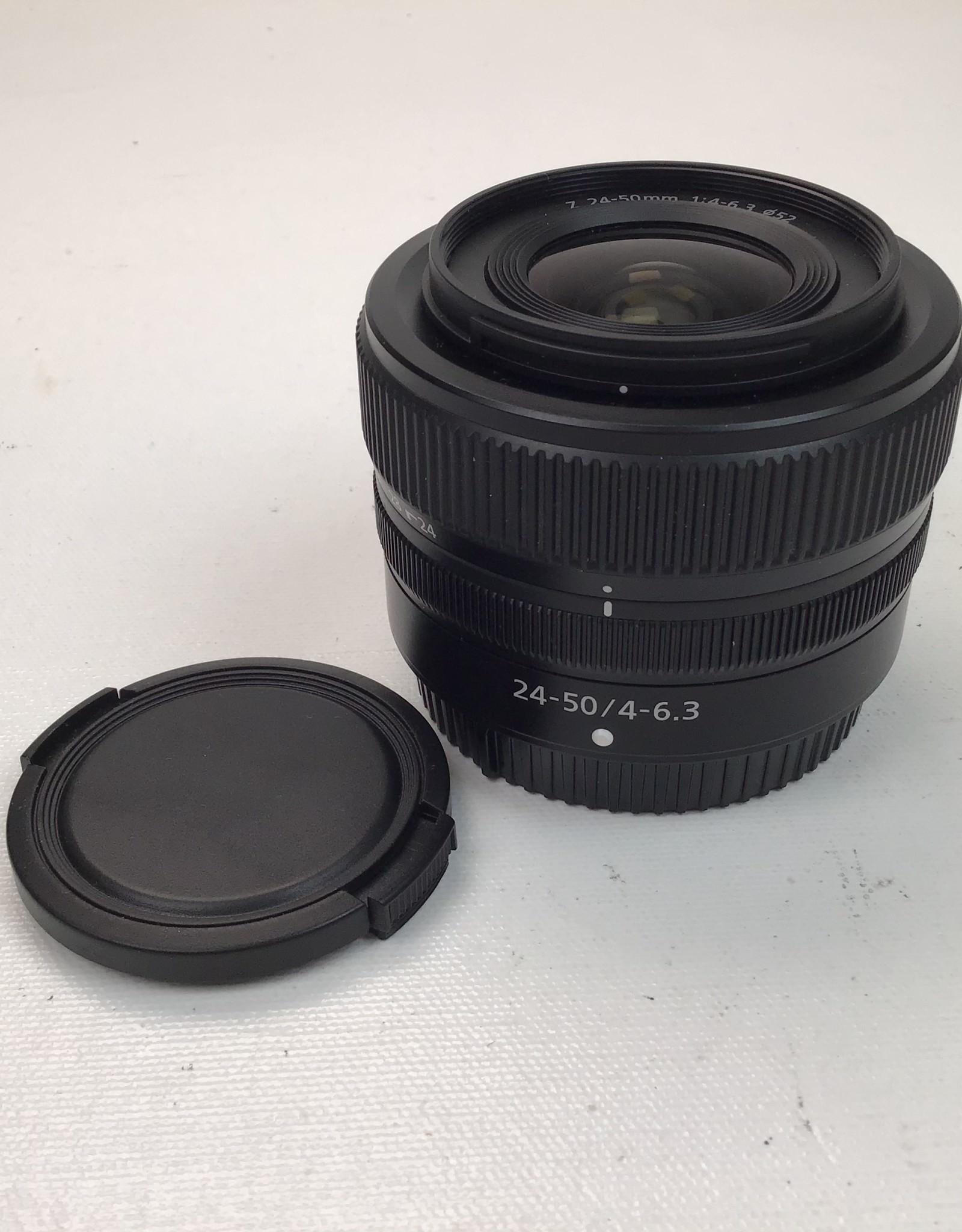 NIKON Nikon Nikkor Z 24-50mm f:4-6.3 Used EX