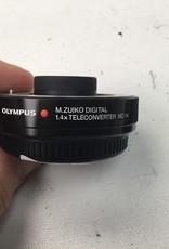 OLYMPUS Olympus M-Zuiko MC-14 Teleconverter Used Ex