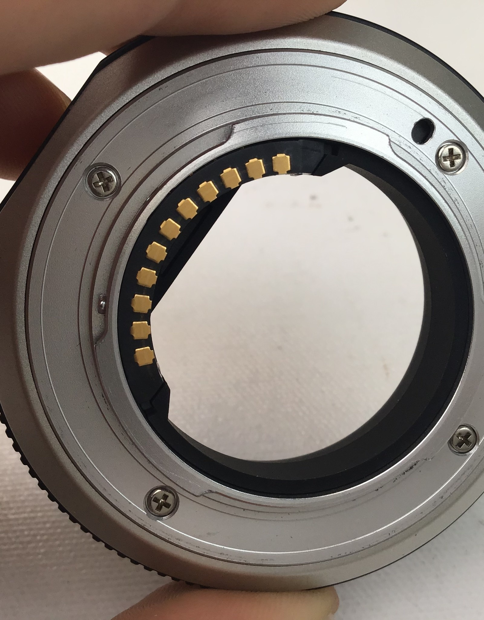 OLYMPUS Olympus MMF-2 Adapter Used EX