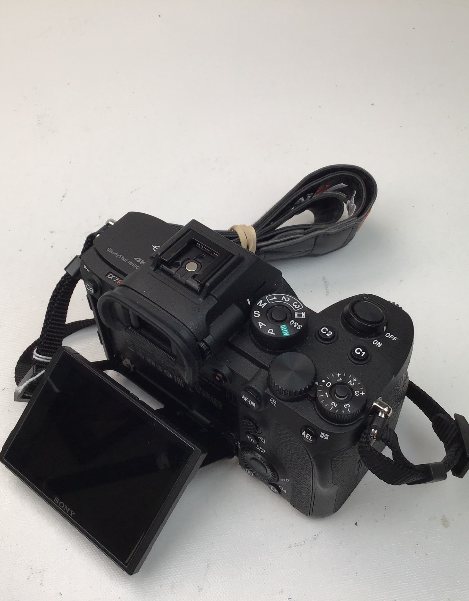 SONY Sony A7r IV Camera Used Mint (4433)