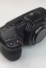 Blackmagic Design Blackmagic Designs PocketCinema 4K Used EX